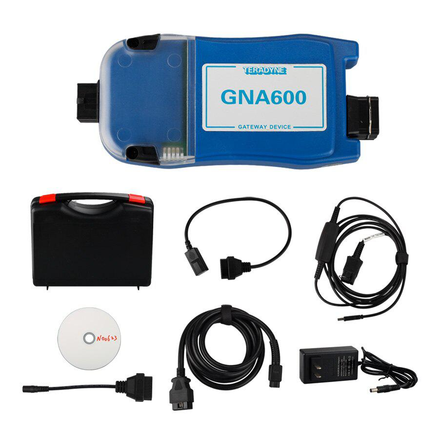 GNA600 Diagnostic Tool V2.027 With Multi Language Support