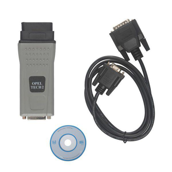 TECH2 COM for OPEL Diagnostic Tool
