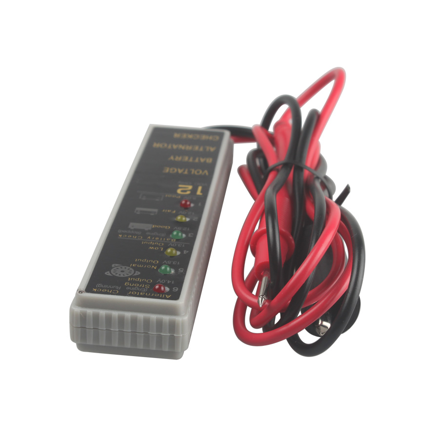 12V Car LED Battery Tester