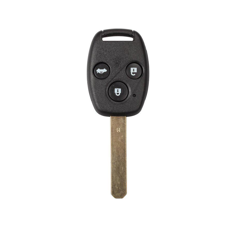 2005-2007 remote key 3 button and chip separate ID:46  For Honda ( 315 MHZ ) fit ACCORD FIT CIVIC ODYSSEY