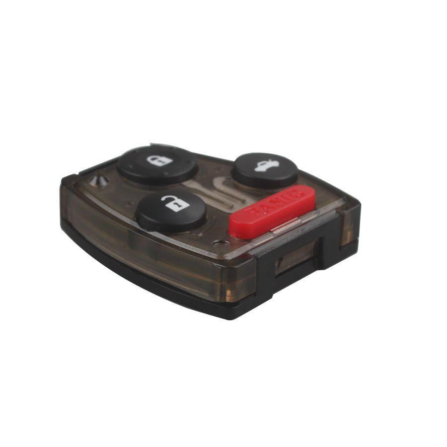 2005-2007 Remote Key For Honda (3+1) Button And Chip Separate ID:8E ( 433 MHZ ) fit ACCORD FIT CIVIC ODYSSEY