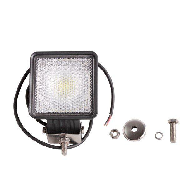 30W Flood LED Work Light Lamp Off Road Rhino Polaris Truck 4x4 4WD Jeep Boat Spot