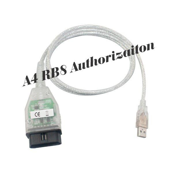 A4 RB8 Authorization For Micronas OBD TOOL (CDC32XX) For Volkswagen Shipping Online