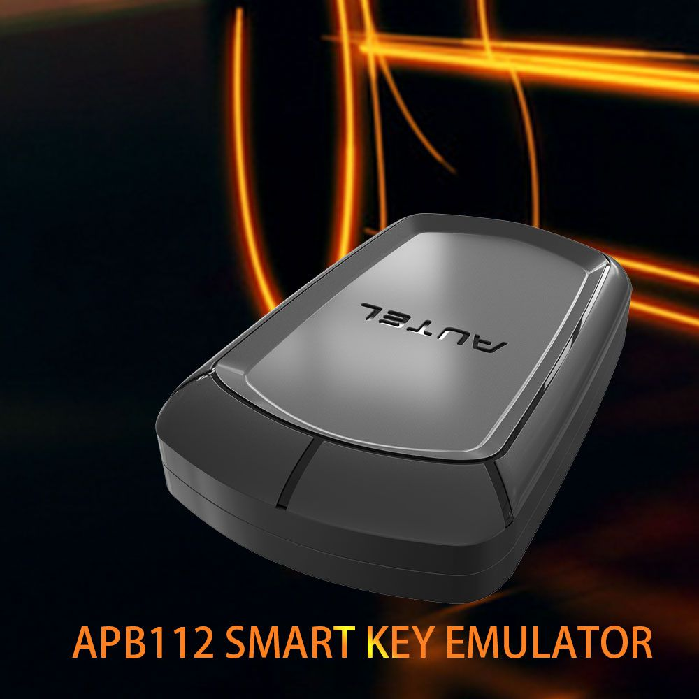 AUTEL APB112 Smart Key Simulator Support ID46/4D/H Chip