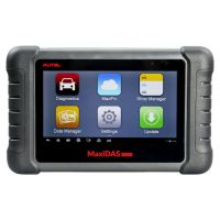 Original Autel MaxiDAS DS808 Tablet Diagnostic Tool Full Set Support Injector Coding & Key Coding Free Update Online