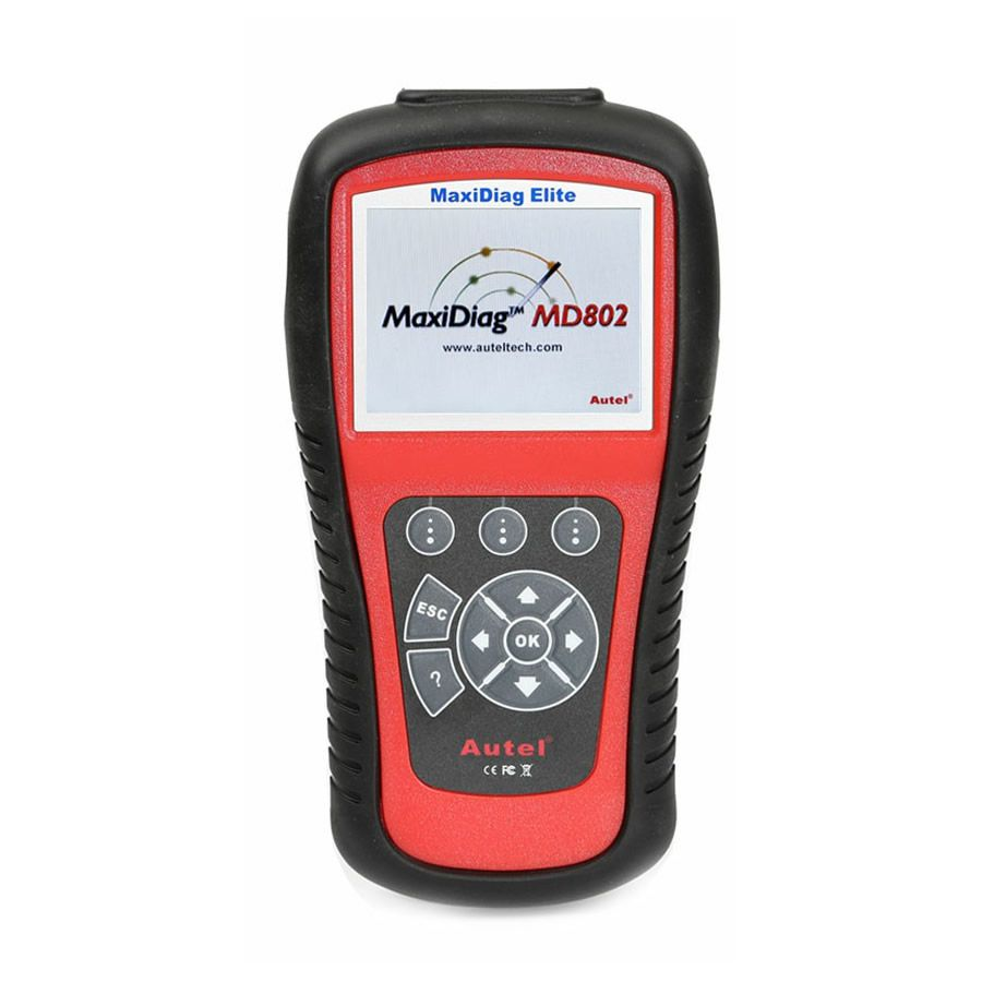 Autel Maxidiag Elite MD802 All System+DS Model Scanner