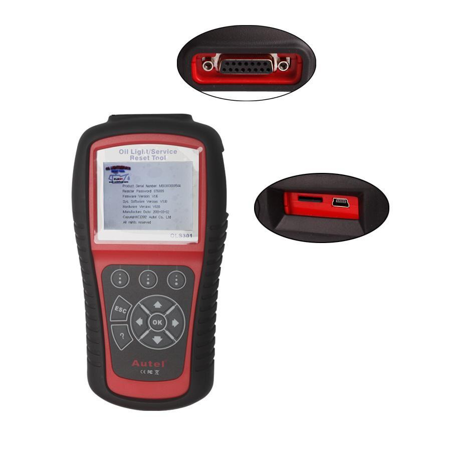 Autel OLS301 Oil Light and Service Reset Tool