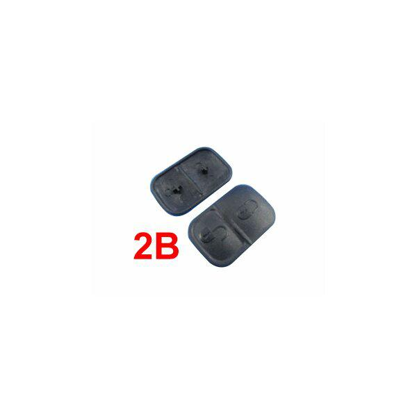 Benz Button Rubber 10 pcs/lot