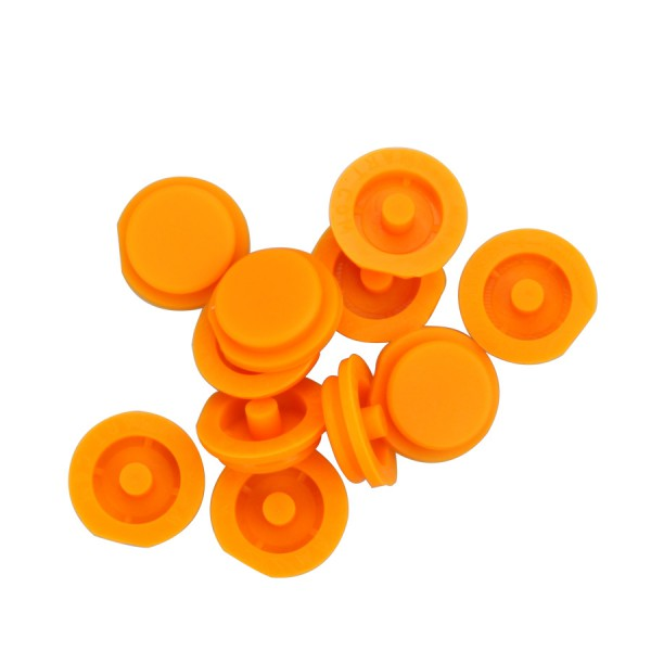 Smart Button Rubber For Benz 10pcs/lot