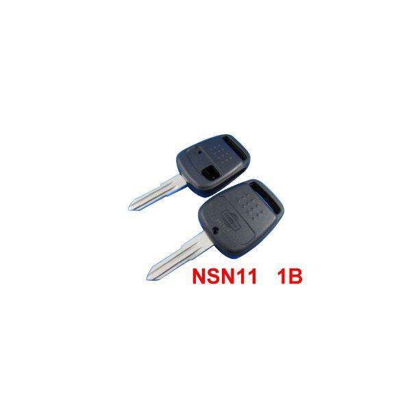 Blue Bird Remote Key Shell For Nissan 1 Button 10pcs/lot