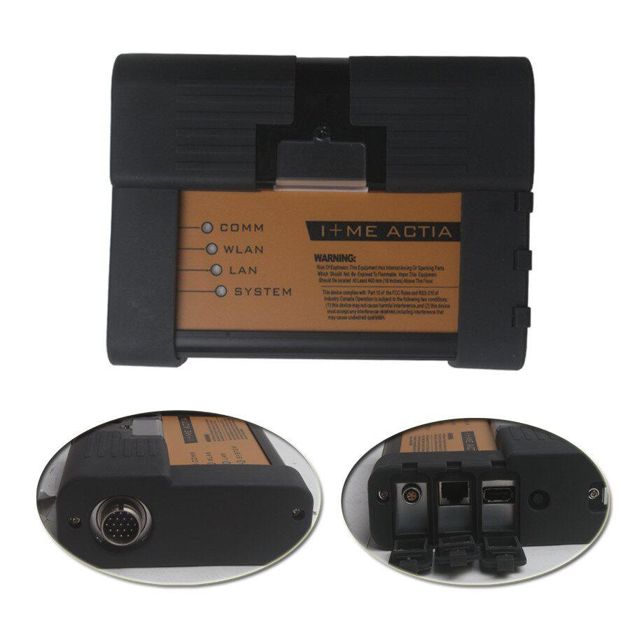 New Super Version ICOM A2+B+C For BMW Diagnostic & Programming Tool With 2016.3V HDD