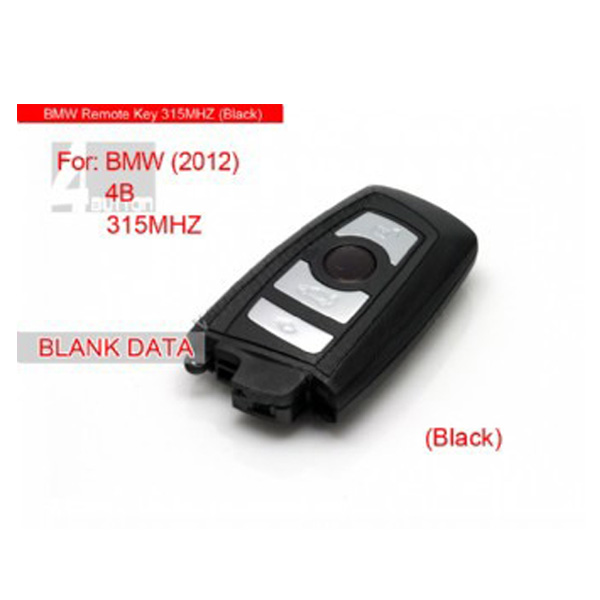 Smart Key 4 Button 315MHZ For BMW