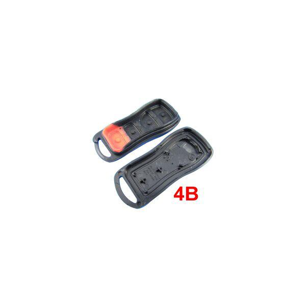 Buy Remote Shell For Nissan 4 Button 10pcs/lot