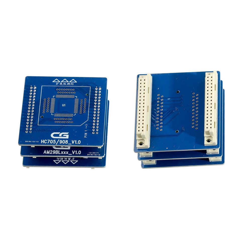 CG Pro 9S12 Programmer Full Version Including All Adapters Free Shipping by DHL