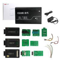 CG100 PROG III Full Version Airbag Restore Devices including All Function of Renesas SRS and Infineon XC236x FLASH