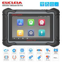 EUCLEIA TabScan S8 Pro Automotive Intelligent Dual-mode Diagnostic System Free Update Online for 18 Months
