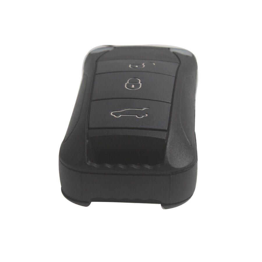 Flip Remote Key For Porsche Shell 3 Button