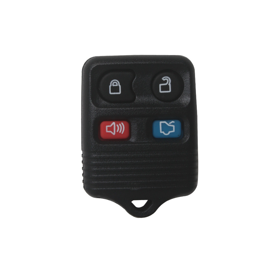 Remote Key Shell For Ford 4 Button 20 pcs/lot