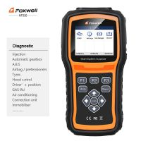 Foxwell NT530 Multi-System Scanner Support Latest BMW 2018/2019 & F Chassis Update Version of NT520