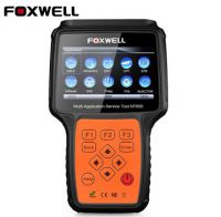 FOXWELL NT650 OBD2 Automotive Scanner Support ABS Airbag SAS EPB DPF Oil Service Reset