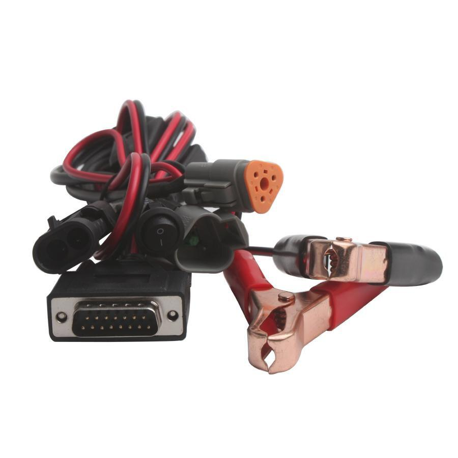 Full Set Cables For XTRUCK 125032 USB Link
