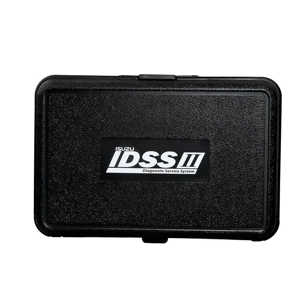 IDSS Isuzu Global Diagnostic Services System (E-IDSS ) 2018