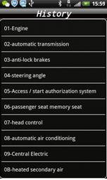 IOBD2 EOBD2 Diagnostic Tool for Android for VW AUDI/SKODA/SEAT