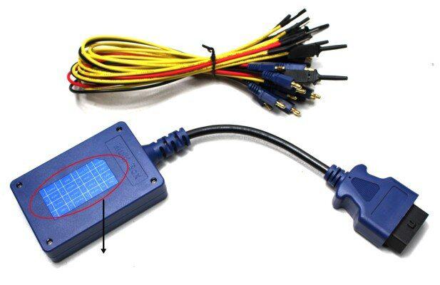 PS2 Truck Professional Diagnostic Tool