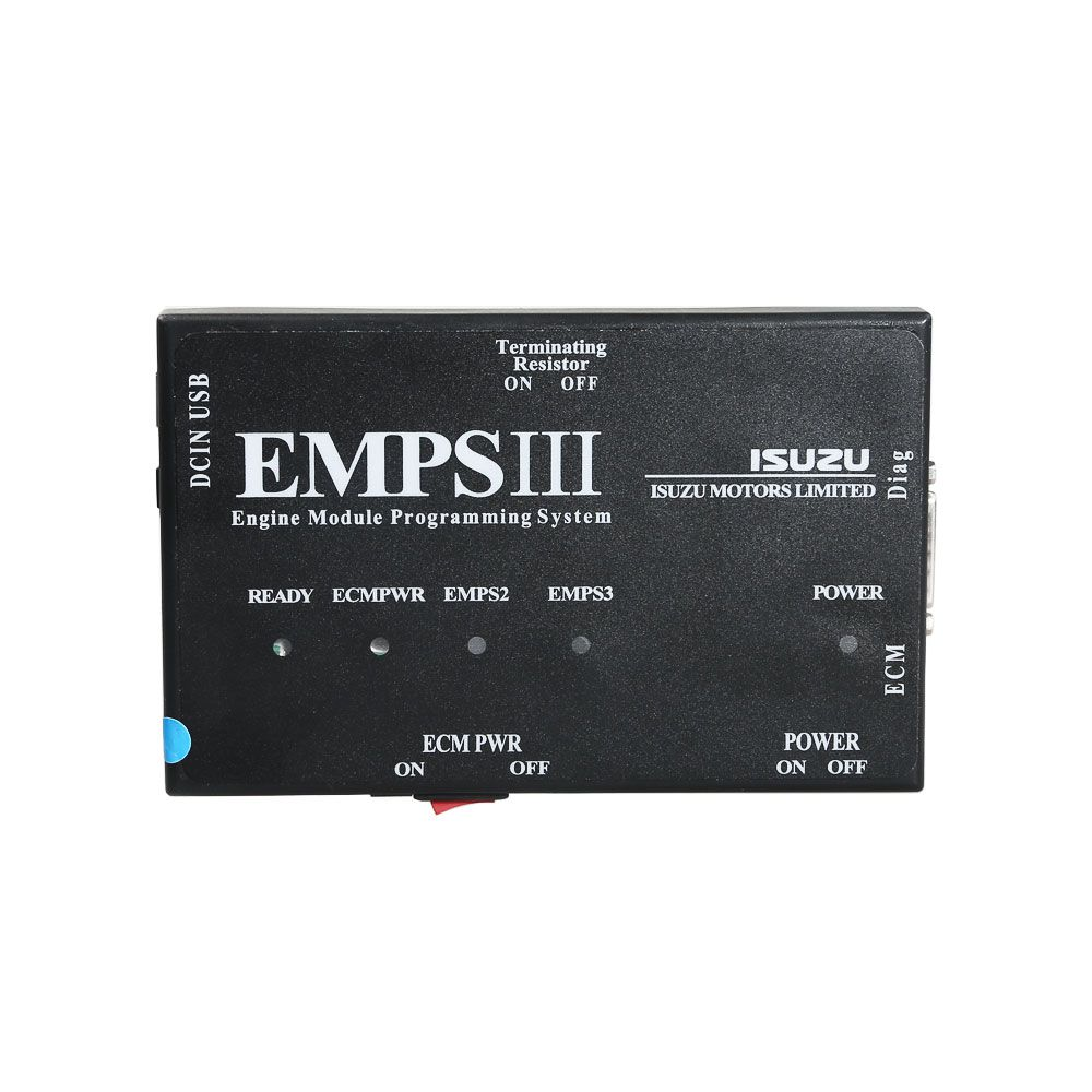 EMPSIII Programming Plus For ISUZU with Dealer Level