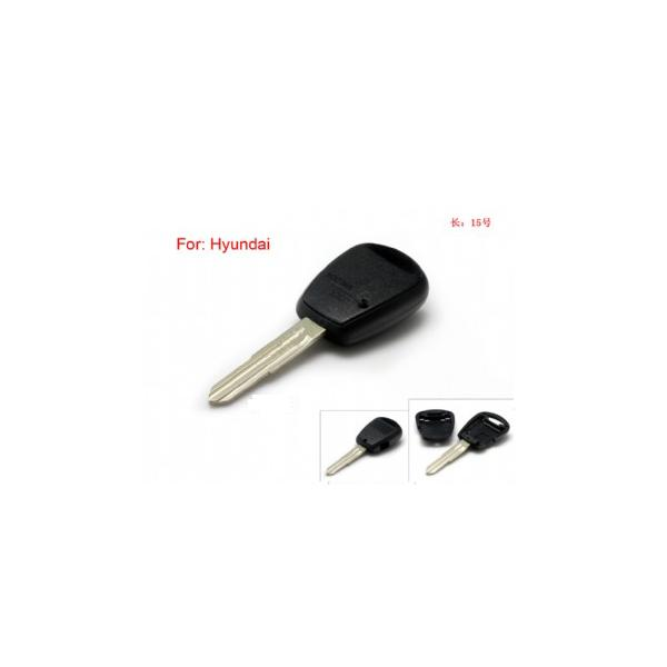 Key Shell For Hyundai Side 1 Button HYN11 (Without Logo) 10pcs/lot