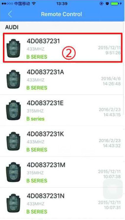 KEYDIY KD900+ for IOS Android Bluetooth Remote Maker-10