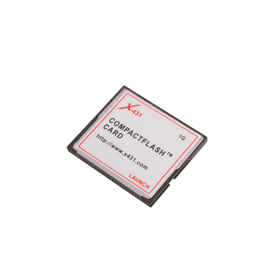 Launch X431 CF Memory Card SD Card 1GB