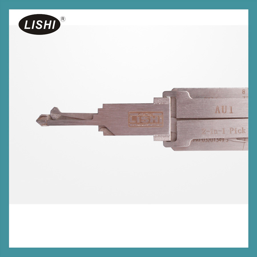 LISHI AU1 2 in 1 Auto Pick and Decoder For Lotus