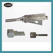 LISHI  Decoder picks new OPEL HU100 2 IN 1