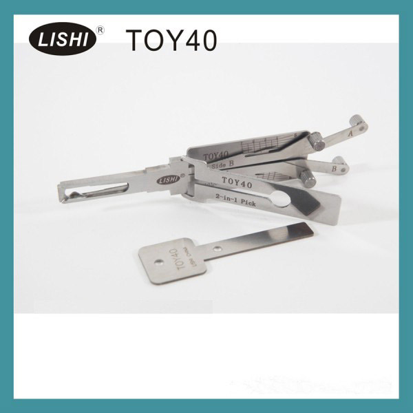 LISHI TOY40 2-in-1 Auto Pick and Decoder for Old lexus