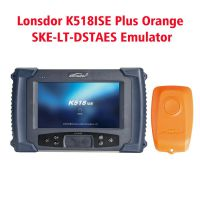 Original Lonsdor K518ISE Key Programmer Plus Orange SKE-LT-DSTAES Emulator Support Toyota 39 (128bit) Smart Key All Lost