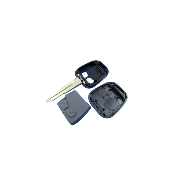 Remote Key Shell For Mitsubishi 2 Button 5pcs/lot
