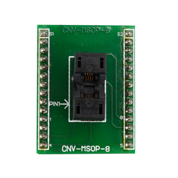 MSOP8(MSOP-8 To DIP8) Socket Adapter For Chip Programmer