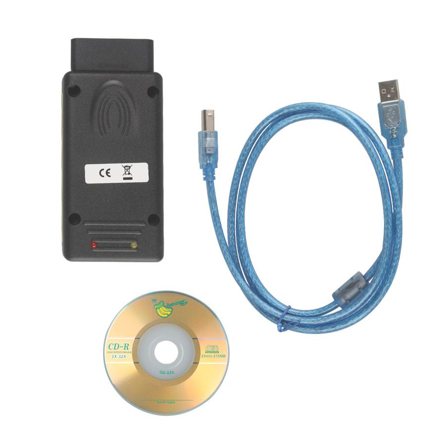 Auto Scanner 2.01 For BMW
