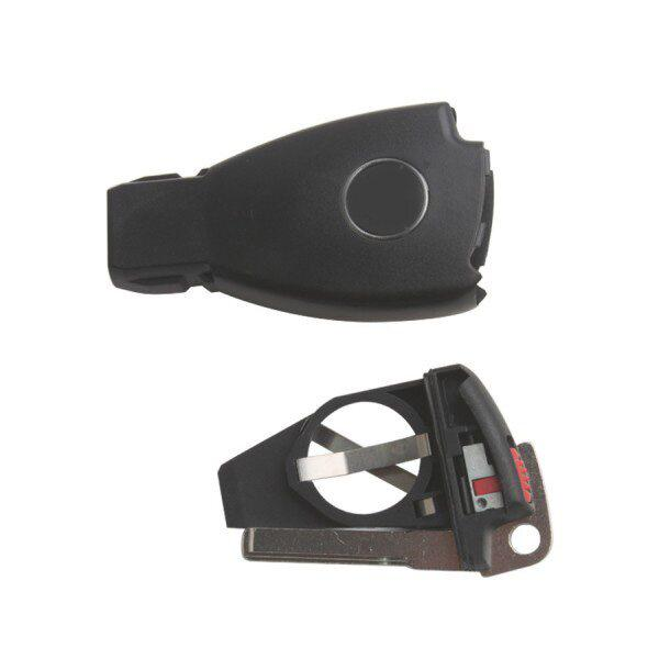 New Key Shell 4-Button For Benz Smart With the Plastic Board