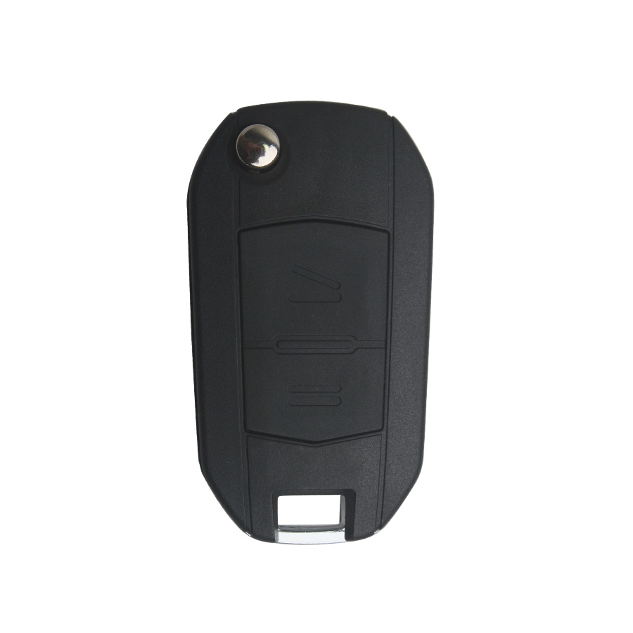 Modified Flip Remote Key Shell For Opel 2 Button (HU46) 5pcs/lot