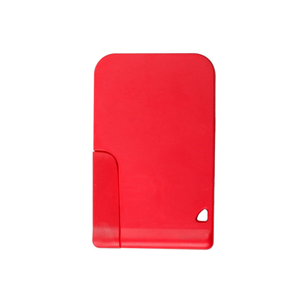 Smart Key For Renault Megane (Red Color) 433MHZ
