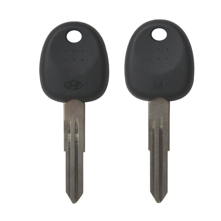 New Transponder Key For Hyundai  ID46 (with Right Keyblade) 5pcs/lot