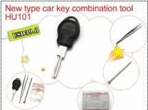 New Type Car Key Combination Tool For HU101