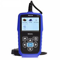 Heavy Duty Truck Diagnostic Scanner NEXAS NL102 OBD OBD2 for Volvo Scania Renault Truck Diesel Engine ABS Brake Diagnostic Tool