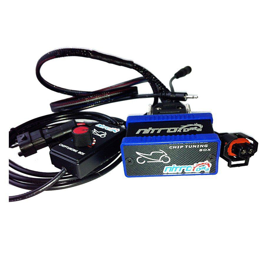 NitroData Chip Tuning Box for Motorbikers M3 Hot Sale