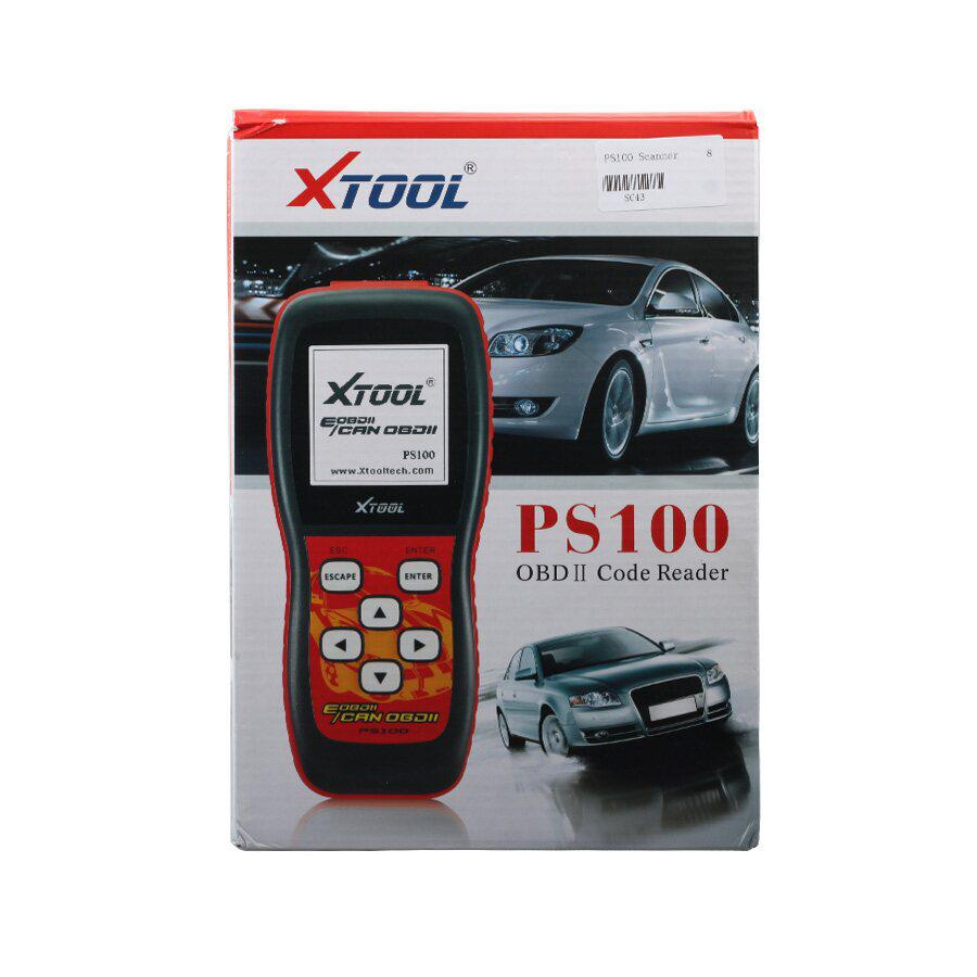 OBDII Can Scanner PS100