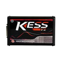Online Version Kess V5.017 with Red PCB Support 140 Protocol No Token Limited