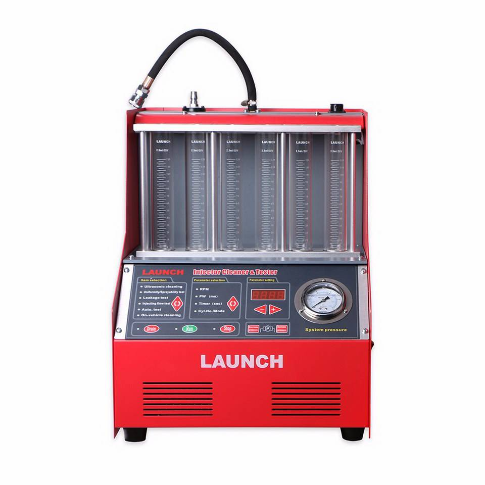 Original CNC-602A injector cleaner & tester