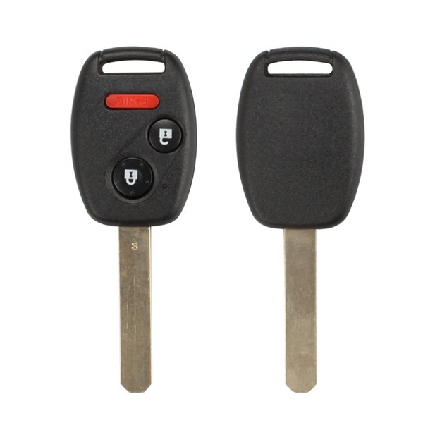 2005-2007 Remote Key For Honda (2+1) Button And Chip Separate ID:46 ( 313.8 MHZ ) fit ACCORD FIT CIVIC ODYSSEY